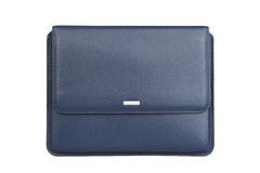 Male leather briefcase Royalty Free Stock Photography