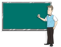 Male lecture Stock Images