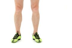 Male legs Stock Images