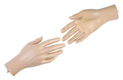 Male mannequin hand | Isolated Royalty Free Stock Image