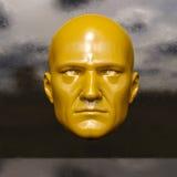 Male mannequin head Stock Photos