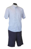 Male Mannequin in Summer Clothes Stock Photo