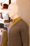 Male mannequins Stock Image