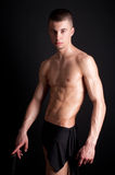 Male model Royalty Free Stock Photo