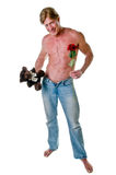 Male Model Royalty Free Stock Image