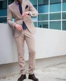 male modell Royaltyfri Fotografi