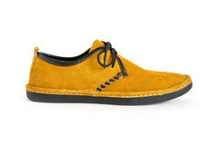 Male modern style mocassin Stock Photo