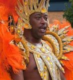 male notting aktör 2009 för karnevalkull Arkivfoto
