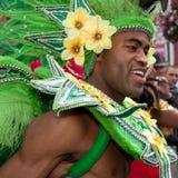 male notting aktör 2009 för karnevalkull Royaltyfri Foto