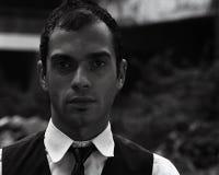 Male portrait Royalty Free Stock Photos
