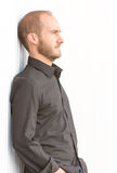 Male portrait Stock Images