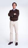 Male portrait Stock Photography