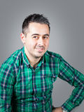 Male portrait Royalty Free Stock Image