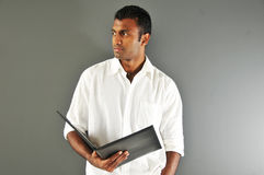 Male Portraits Stock Images