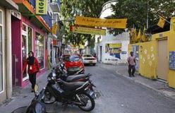 Male. Republic of the Maldives Stock Image