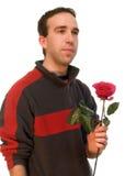 Male Romance Stock Photography