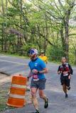 Male Runners in the 2021 Blue Ridge Marathon