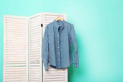 Male shirt Royalty Free Stock Image