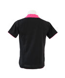Male shirt template on the mannequin on white background. Male shirt template (back side) on the mannequin on white background (with clipping path Royalty Free Stock Photography
