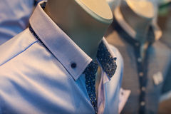Male shirts Royalty Free Stock Images