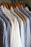 Male shirts Royalty Free Stock Photo