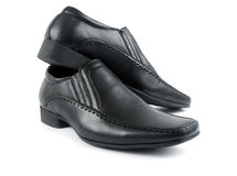 Male shoes Royalty Free Stock Image