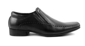 Male sko Royaltyfri Foto