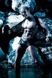male strippa Fotografering för Bildbyråer