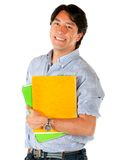 Male student Royalty Free Stock Photo