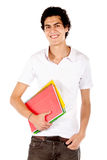 Male student Royalty Free Stock Photography