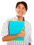 Male student Royalty Free Stock Image