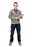 Male student Stock Photo