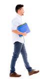 Male student Royalty Free Stock Images