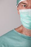 Male Surgeon Stock Images