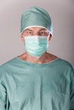 Male Surgeon Royalty Free Stock Images