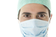 Male surgeon Royalty Free Stock Photos