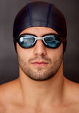 Male swimmer Stock Photos
