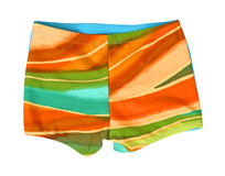 Male swimming briefs Stock Photo