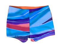 Male swimming briefs Stock Photography