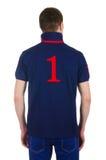 Male t-shirt Royalty Free Stock Photo
