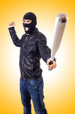 Male thug Stock Photography