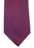 Male Tie with Stripes Stock Images