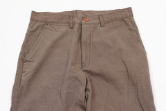 Male Trousers Detail Royalty Free Stock Images