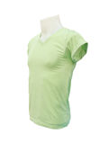 Male tshirt template on the mannequin on white background. (with clipping path Stock Photo