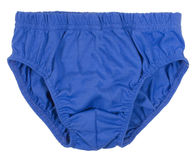 Male underwear isolated on white background. Stock Photography