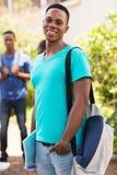 Male university student Stock Image