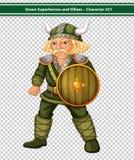 Male viking Stock Photo