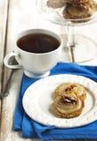 Male walnut cookies Stock Photo