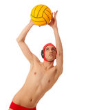 Water Polo Player Stock Photos