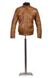 Male winter jacket Stock Photos